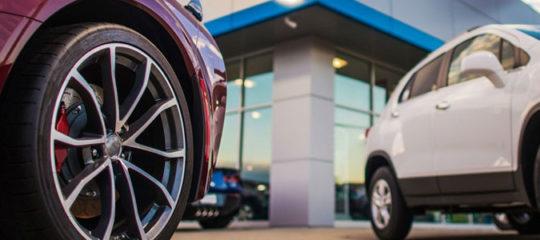 Achat de véhicules de grandes marques