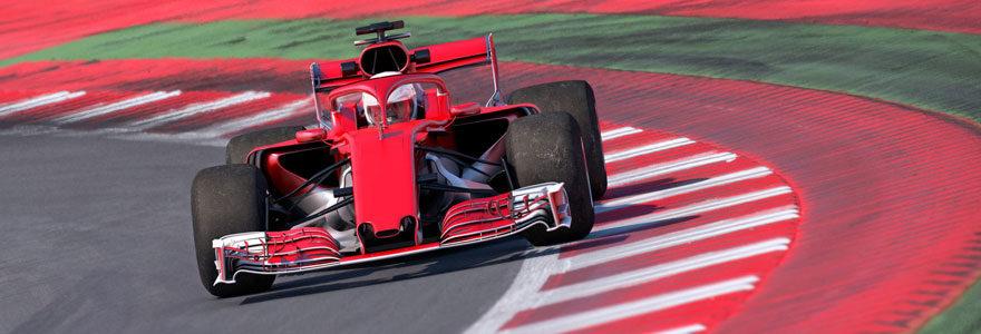 Pièces détachées pour voitures de sport en ligne