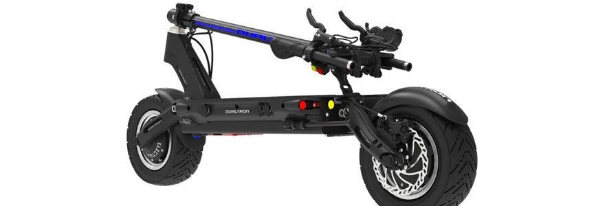 Trottinette électrique Dualtron Thunder, Trottinette électrique puissante, Trottinette électrique adulte