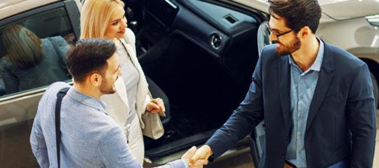 Acheter une véhicule chez un mandataire