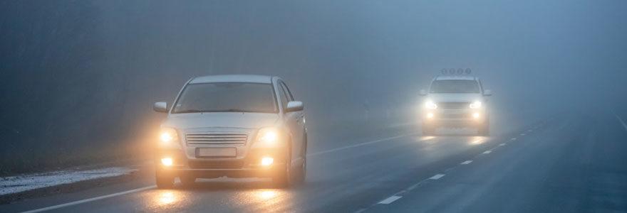 Feux de brouillard
