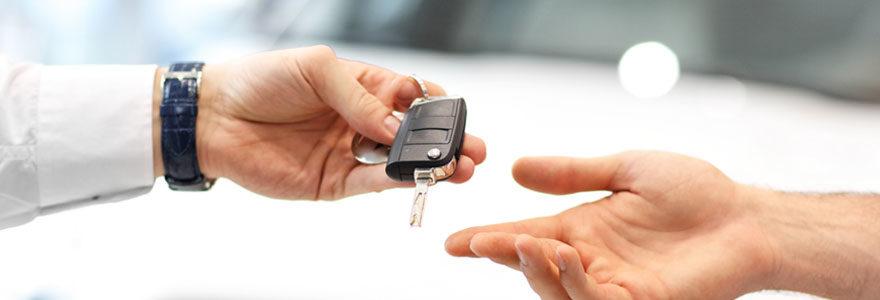 Acheter un vehicule